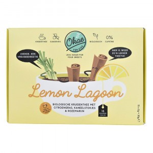 Okae Kinderthee Lemon Lagoon