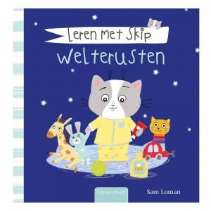 Clavis Leesboekje Leren met Skip 'Welterusten'