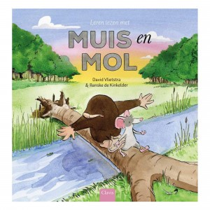 Clavis Leren lezen met Muis en Mol