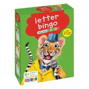 Zwijsen Veilig Leren Lezen: Letterbingo