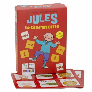 Zwijsen Jules Lettermemo