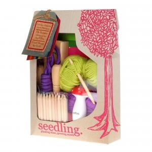 Seedling Knutselpakket Leuke dingen voor meisjes en jongens