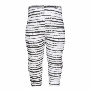 nOeser Newborn Legging Wit/Zwart