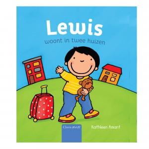 Clavis Leesboekje Lewis woont in twee huizen