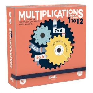 Londji Spel Multiplications