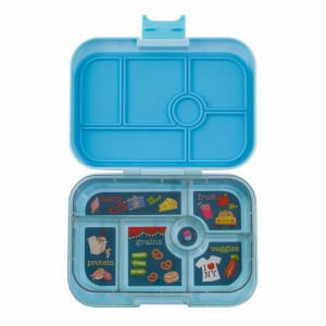 Yumbox Original Liberty Blue met Tray NYC