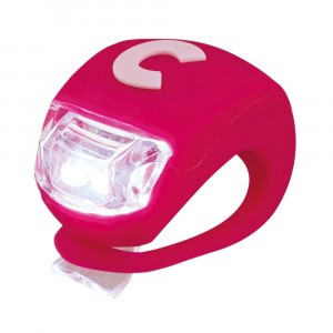 Micro Step Lichtje Deluxe Pink