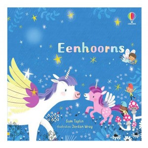 Usborne Lichtjes- en geluidenboekje Eenhoorns
