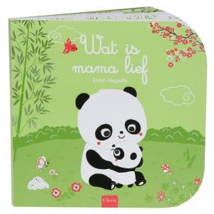 Clavis Leesboekje Wat is mama lief