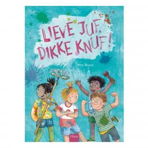 Clavis Prentenboek Lieve juf, dikke knuf!