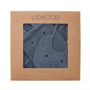 Liewood Babypakket Konijn Blauw