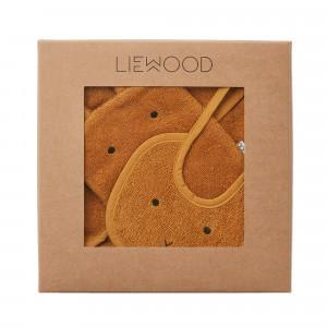 Liewood Babypakket Konijn Mosterd