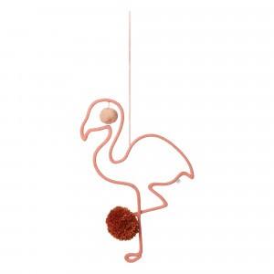 Liewood Odin Mobiel Flamingo Coral Rose