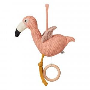 Liewood Muziekmobiel Knit Flamingo