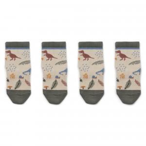 Liewood Sokken Dinomix (2 paar)