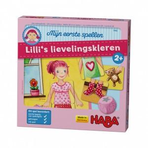 Haba Spel Lilli's lievelingskleren