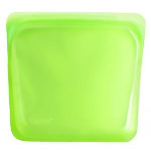 Stasher Bag Diepvrieszakje Groen