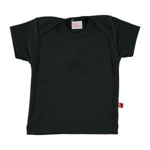Limobasics T-shirt met korte mouwen Zwart