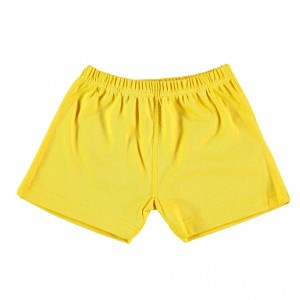 Limobasics Short Geel