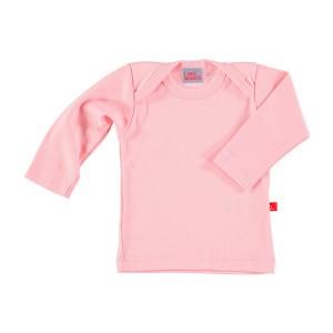 Limobasics T-shirt met lange mouwen Roze
