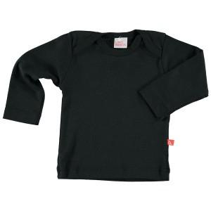 Limobasics T-shirt met lange mouwen Zwart