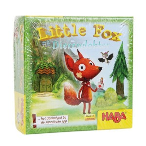 Haba Supermini Spel Little Fox Dierendokter