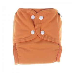 Little Lamb Sized Pocket Nappy Oranje