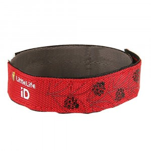 Littlelife Safety ID Strap Lieveheersbeestje