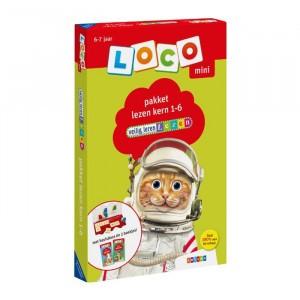 Zwijsen Loco Mini 'Veilig Leren Lezen' Pakket Kern 1-6