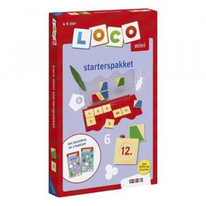 Zwijsen Educatieve Spellendoos - Loco Mini Starterspakket