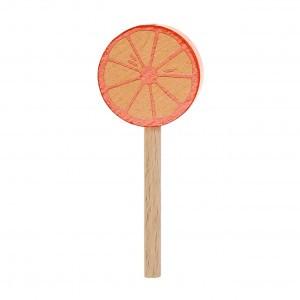 Haba Biofino Zoete Lekkernijen Lolly Appelsien