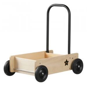 Kid's Concept Loopwagen Natuur Neo
