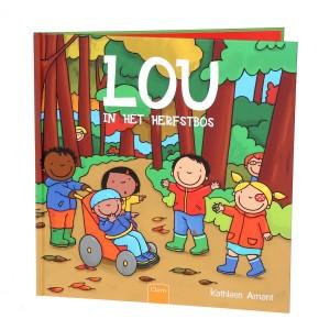 Clavis Leesboekje Lou in het herfstbos
