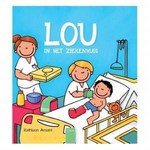 Clavis Leesboekje Lou in het ziekenhuis