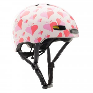 Nutcase Helm Little Nutty Love Bug Gloss /MIPS