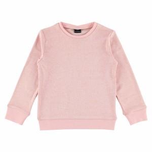 Mundo Melocoton T-Shirt met Lange mouwen (maat 98-116) Rib Blossom