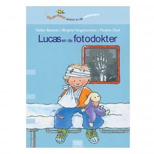 Clavis 'Bijdehand' Informatief Leesboek Lucas en de fotodokter
