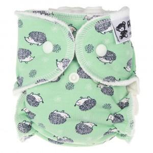 Anavy Newborn Luier met Snaps Egels Mint (2-6 kg)