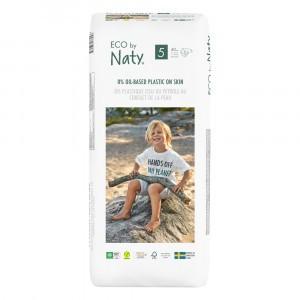 Naty Eco Wegwerpluiers Maat 5 (40 stuks)