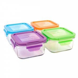 Wean Green Garden Pack Lunch Cubes