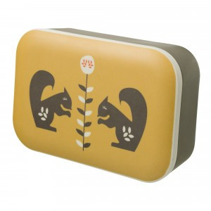 Fresk Lunchbox Bosdieren
