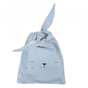 Fabelab Lunch Bag Bunny Icy Grey