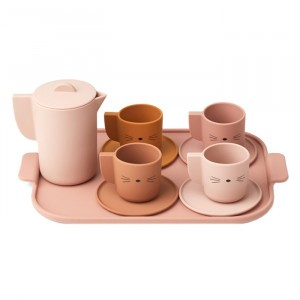 Liewood Ophelia Thee Set - Rose Mix