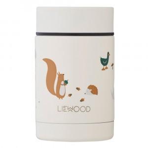 Liewood Nadja Thermosbox (250 ml) Friendship Sandy Mix