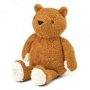 Liewood Knuffel Barty the Bear Golden Caramel