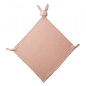 Liewood Knuffeldoekje Robbie Rabbit Rose
