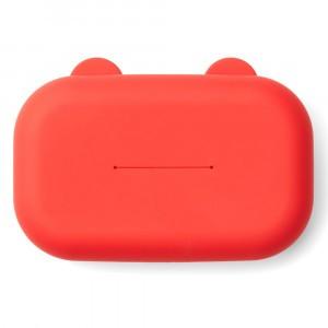 Liewood Emi Silicone Doekjes Cover Apple Red