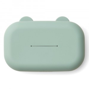 Liewood Emi Silicone Doekjes Cover Peppermint
