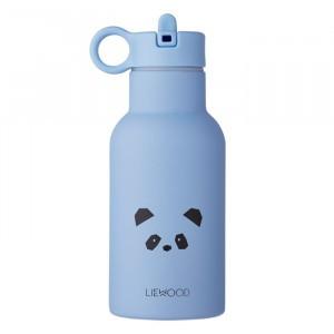 Liewood Anker Thermische Drinkbus Panda Sky Blue