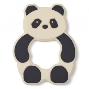 Liewood Silicone Bijtring Panda Creme